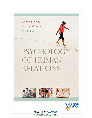psych human relations The specific objectives of the human relations emphasis are as follows: to develop effective communication skills to develop effective critical thinking skills.