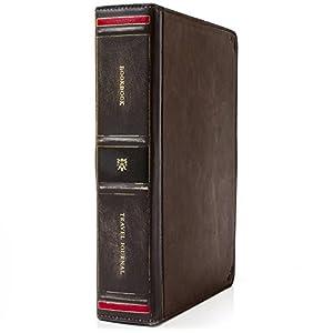 Twelve South 12-1319 Book Travel Journal Reisemappe Case für Apple iPad/Tablet