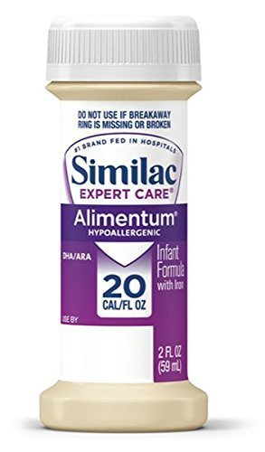 Similac Alimentum Hypoallergenic Baby Formula, Ready to Feed