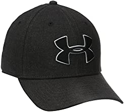 Under Armour Closer Update Casquette Homme Noir FR : L-XL (Taille Fabricant : L/XL)