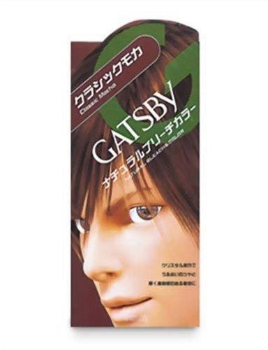 GATSBY(ギャツビー) ナチュラルブリーチカラー クラシックモカ 1剤35g 2剤70mL (医薬部外品)