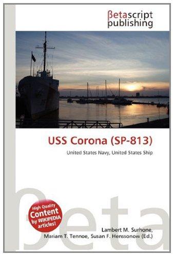 USS Corona (Sp-813)