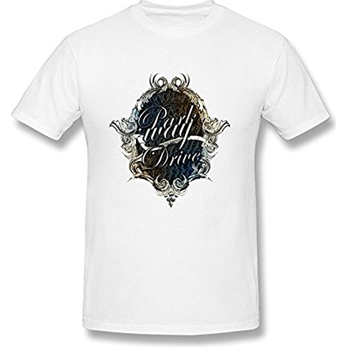 Fly&Tian Man Summer Normal Fit Parkway Drive T-shirts