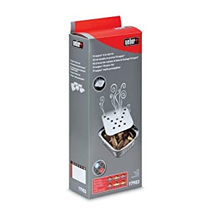 Weber 17903 6-Pack Firespice Trial Size Wood Chips at Sears.com