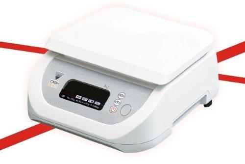 De précision avec protection iP65-digi dS 673-06 m (6 x 2 g calibré kg