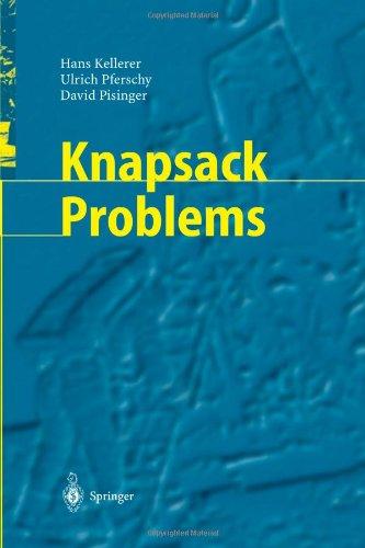 Knapsack problems : algorithms and computer implementations