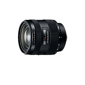 Sony SAL-1650.AE Objectif DT 16-50 mm F2.8 SSM pour Reflex numérique Noir