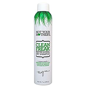 Not Your Mother's Clean Freak Refreshing Dry Shampoo, 7 Ounce