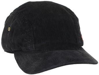 A.Kurtz Men's Clement Cap, Black, One Size