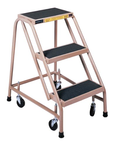 SPG F2N1 Gillis/Jarke 2-Step Office Ladder with 4-3
