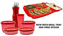 OLIVEWARE LUNCH TIME COMBO 6+2 PCS SET