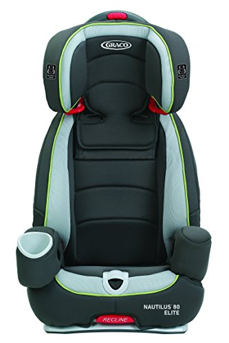 graco nautilus 80 elite 3 in 1 harness booster go green general general. Black Bedroom Furniture Sets. Home Design Ideas