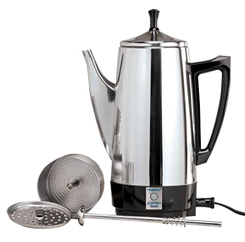 Presto Stainless Steel Coffee Percolator