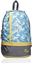 F Gear Burner P4 Yellow Backpack
