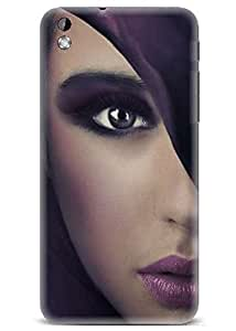 Spygen Premium Quality Designer Printed 3D Lightweight Slim Matte Finish Hard Case Back Cover For HTC Desire 816