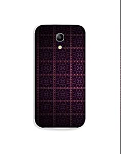 Samsung Galaxy S4 Mini ht003 (125) Mobile Case from Mott2 - Block Art Pattern (Limited Time Offers,Please Check the Details Below)