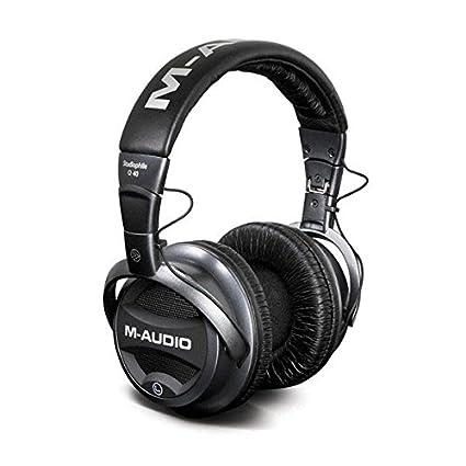 M-AUDIO STUDIOPHILE Q40 CASQUE FERME DYNAMIQUE (Import Royaume Uni)