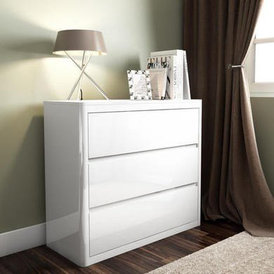 white-high-gloss-chest-of-drawers-3-drawers-modern-design