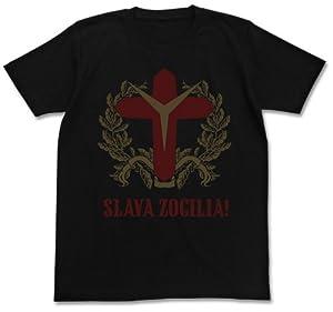バディ・コンプレックス ゾギリアに栄光あれ! Tシャツ ブラック サイズ:S