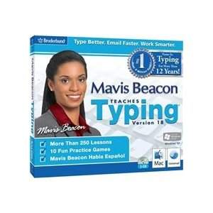 Encore 8014398 Mavis Beacon Teaches Typing 18