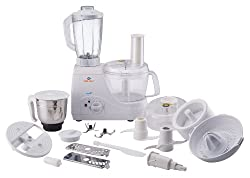 Bajaj FX7 600-Watt Food Processor