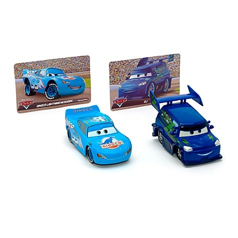 Disney Pixar Cars 2 Dinoco Lightning