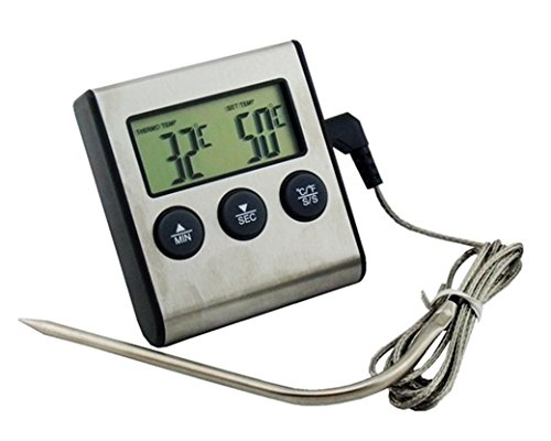 galleon gogogu digital thermometer bbq thermometer meat thermometer grill thermometer. Black Bedroom Furniture Sets. Home Design Ideas