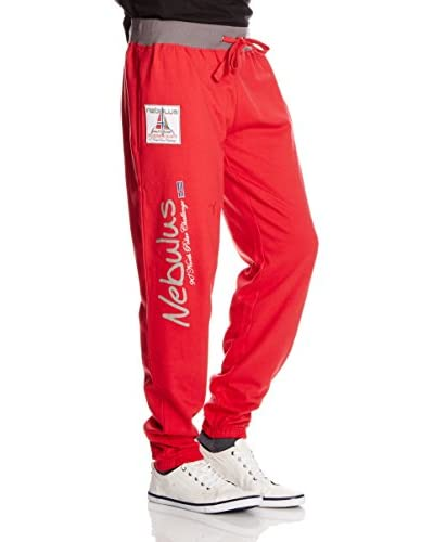 Nebulus Pantalone Lavenger [Rosso]