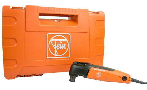 Fein Multimaster FMM 250Q Basic Variable Speed Sanding and Scraping/Cutting Tool with Case