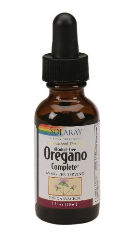 Отзывы Solaray - Oregano Complete, 1 fl oz liquid