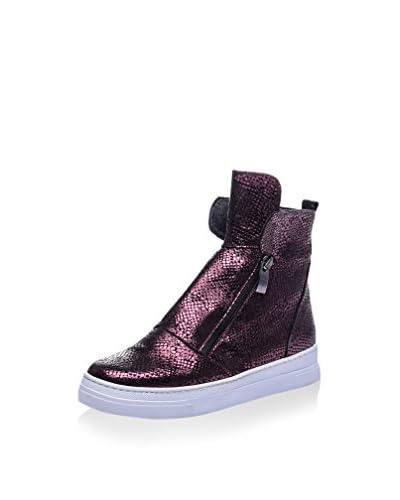 Bolsa Celestina Hightop Sneaker lila