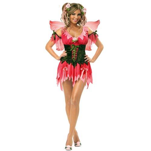 California Costumes Women's Rose Fairy Costume