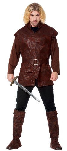 Mens Medieval Lord Period Halloween Costume