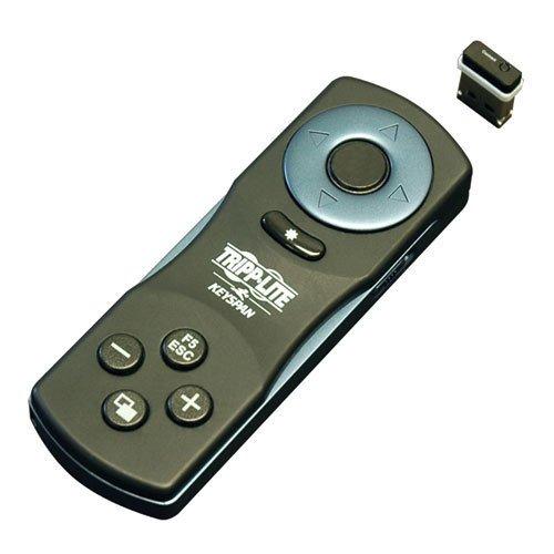 Tripp Lite Pr-Pro4 Keyspan Presentation Remote Pro 4 W Gyro Mouse, Laser & Audio