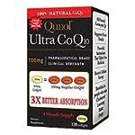 Qunol Ultra CoQ10 - 100% Soluble Coq1...