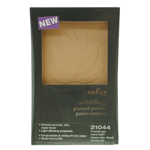 ウェットアンドワイルド BEAUTY BENEFITS PRESSED POWDER #21044 TRANSLUCENT WARM BUFF