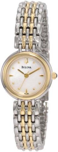 Bulova Women's 98L150 Dress Petite Classic Watch