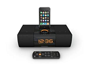 XtremeMac Luna SST Bedside Clock Radio for iPod and iPhone