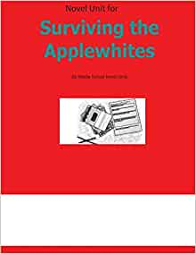 surviving the applewhites Surviving the applewhites is the story of thirteen-year-old jake semple who after accidentally burning down his school, has been forced to live with an eccentric artist family to avoid being sent to a juvenile detention center the experience of living with this open-minded and loving family changes .