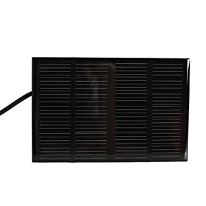 Vktech Solar Power Water Pump Solar Brushless Pump Submersible Pump with Suckers