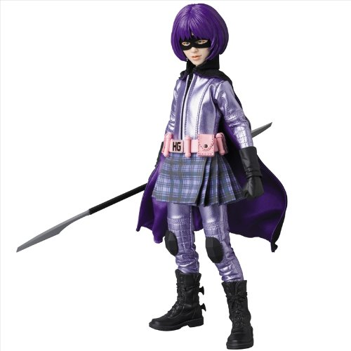 Medicom Kick-Ass: Hit Girl Real Action Hero Figure