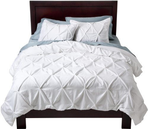 2013 Sale Modern Home Pinched Pleat Comforter Set Queen King Size