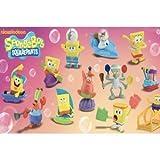 Spongebob Squarepants McDonalds 2012 Toy . . . Spongebob Gymnast #11