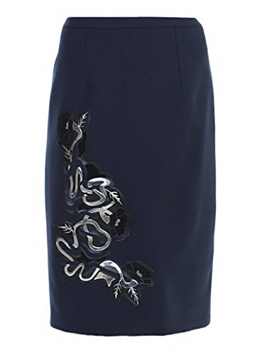 christopher-kane-floral-applique-wool-pencil-skirt-in-blue-size-4
