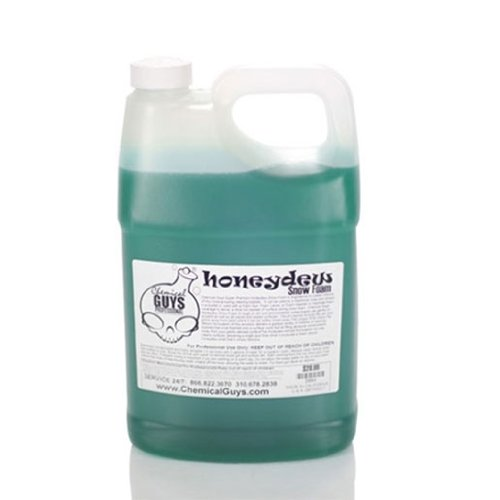 Chemical Guys - Honeydew Snow Foam Car Wash Soap And Cleanser (1 Gal) front-314448