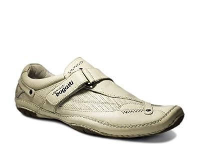bugatti shoes herren sneaker offwhite klettschuhe. Black Bedroom Furniture Sets. Home Design Ideas