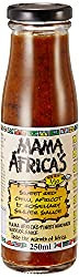 Mama Africas Jabula Sweet Red Pepper Sauce, 250ml