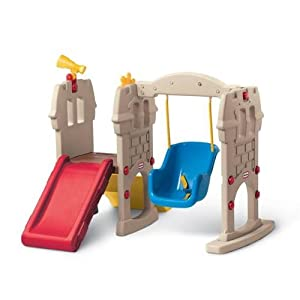 Little Tikes Swing Along Castle by Little Tikes