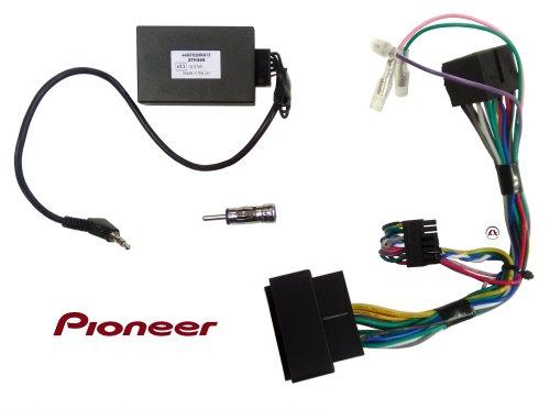 CA-R-PI.962 Adapter für Lenkradfernbedienung bei Ford C-Max, Fiesta, Focus, Fusion, Galaxy, Kuga, Mondeo, S-Max, Transit, Tourneo Connect