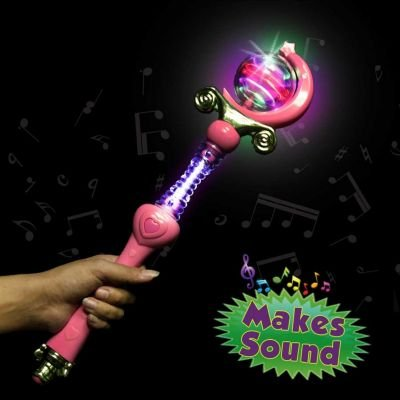 LED Princess Wand - 1